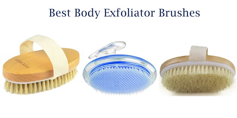 10 Best Body Exfoliator Brushes For 2020 Product Reviews